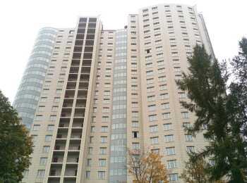 Комплекс высотой 17-25 этажей